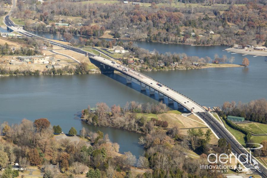 SR109 and Cumberland River Bridge