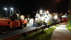 Asphalt Paving Jones Bros Cont